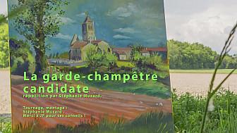 La garde champêtre écologiste, Stéphanie Muzard